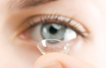 Newcastle Optician wide range of contact lenses
