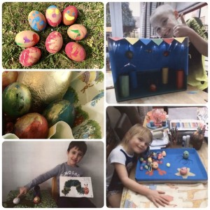 Easter entries 1