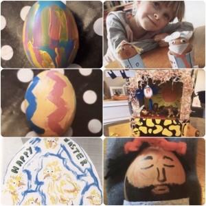 Easter entries 2